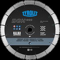 Алмазный диск для гранита 230x2.4x22.23  40-2.4-12 DCH*** TGD Technology