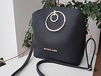Каркасная женская сумка через плечо Michael Kors / Сумка женская Майкл Корс / Мишель Корс / МК