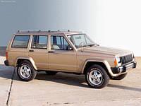 Jeep Cherokee / Джип Чероки (Внедорожник) (1984-2001)