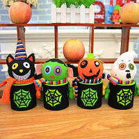 MCYH YH598 Банки для конфет на Хэллоуин для детей подарок 1шт Цветной