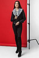 Куртка женская экокожа стильная