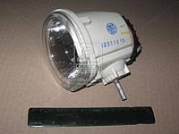 Фара противотуманная левый=правый FIAT DOBLO -04 (Производство TYC) 19-5041-05-2B, ACHZX