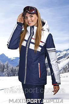 Куртка горнолыжная женская Freever 7254DeepBlue