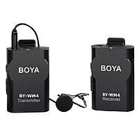 Беспроводная микрофонная система BOYA BY-WM4
