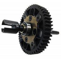 Оригинал VKAR RACING центральная металлическая шестерня для BISON V2 РУ Truck Чёрный