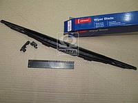 Щетка стеклоочистителя 525 мм со спойлером (Производство Denso) DMS-553, ABHZX