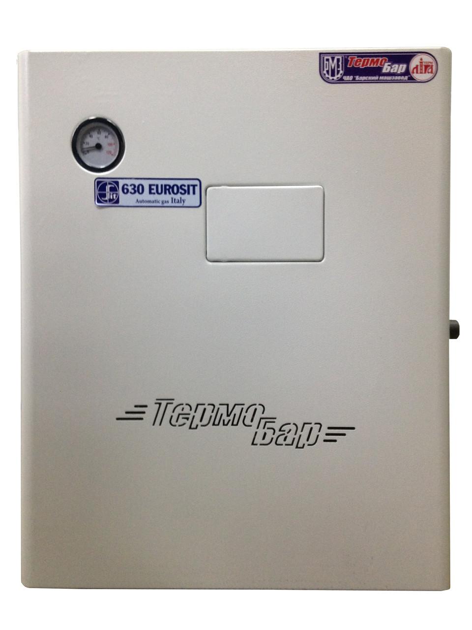Газовый котел ТермоБар КС-ГВС-10 S ( двух контурный )