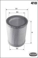 Воздушный фильтр 158 MECAFILTER