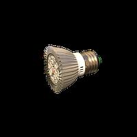 Фитолампа полного спектра 20 Вт (18 LED)