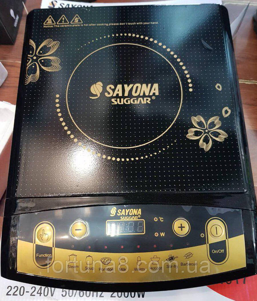 Индукционная плита Sayona