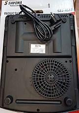 Индукционная плита Sayona, фото 3