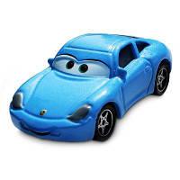 Игрушечная модель автомобиля с различными типами цветов A