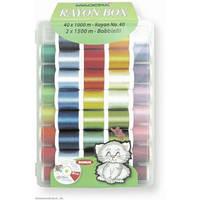 Набор вышивальных ниток Rayon Madeira 8042