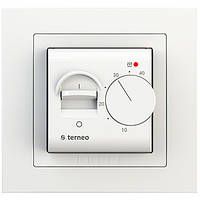 Терморегулятор для теплого пола terneo мех unic гарантия 36 месяцев