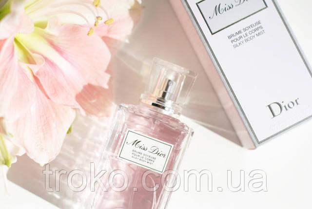 Туалетная вода для женщин Christian Dior Miss Dior Brume Soyeuse 100 мл