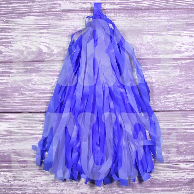 кисточки тассел королевский синий