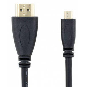 Портативный 1.42м HDMI к микро HDMI кабель-адаптер HH-11962, фото 2