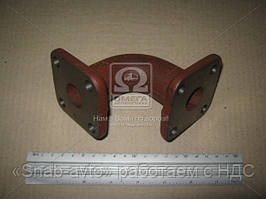Патрубок (производство МТЗ) (арт. 50-4607096-А), AAHZX