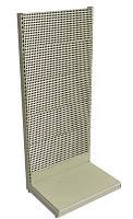 Торговые стеллажи с перофопанелями БУ для магазина производство Модерн Экспо, фото 1
