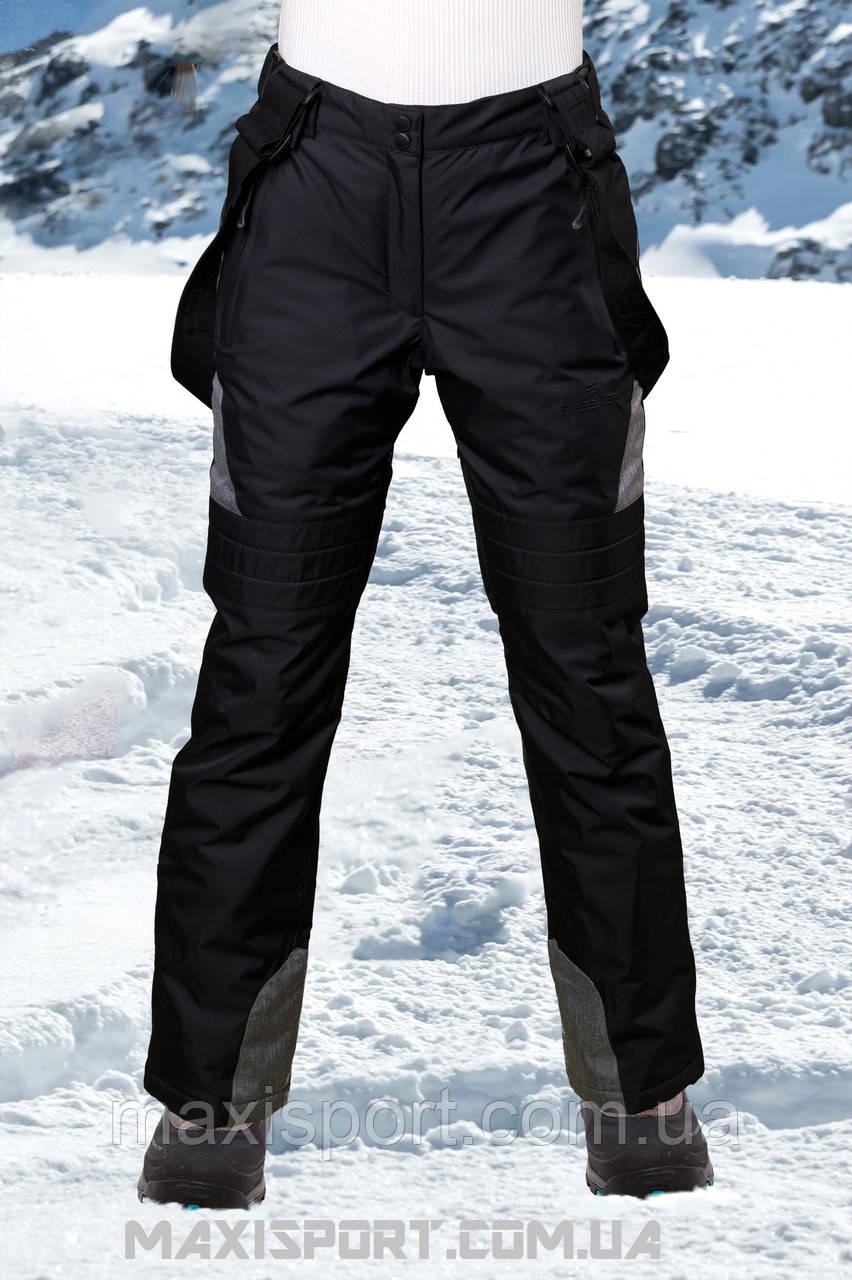 b31dec6e63c28 Брюки Freever лыжные женские 7276 Black, цена 1 710 грн., купить в ...