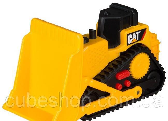 Бульдозер со свето-звуковыми эффектами CAT Toy State