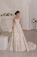 Свадебное платье 1580