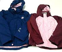 Детские лыжные куртки+брюки (Германия)