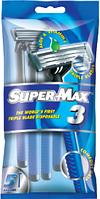 """Станок (3 леза) AT311 """"Супер-Макс"""" 5шт./уп (60)"""