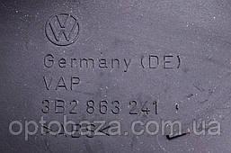 Панель центральной консоли 3B2 863 241 для Volkswagen passat B5 (1997-2005), фото 3