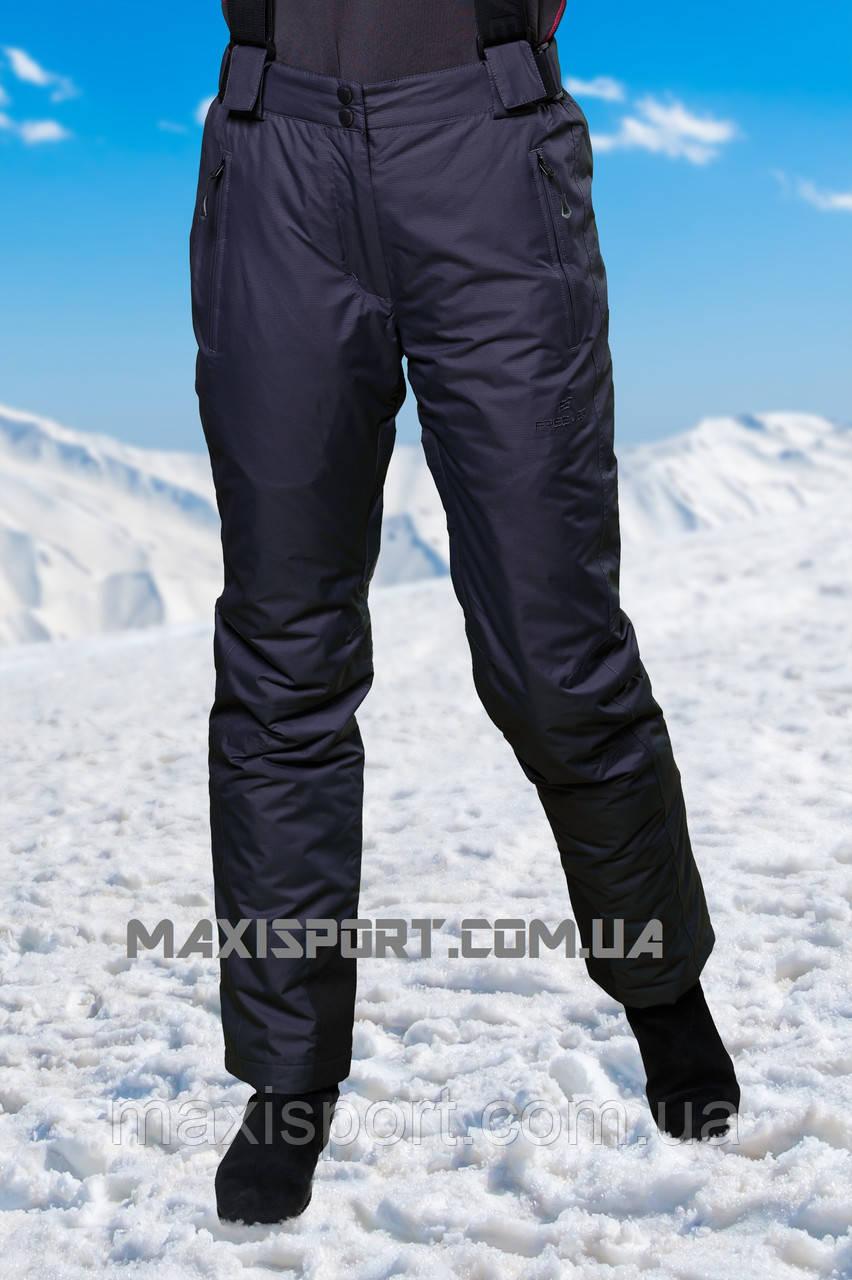 Брюки Freever лыжные женские 6708 DarkGrey
