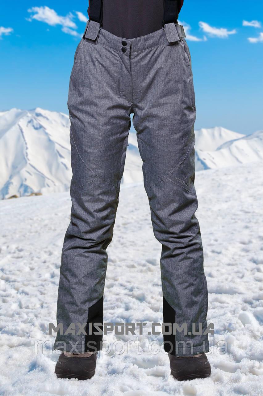 Брюки Freever лыжные женские 6710 Messy Grey