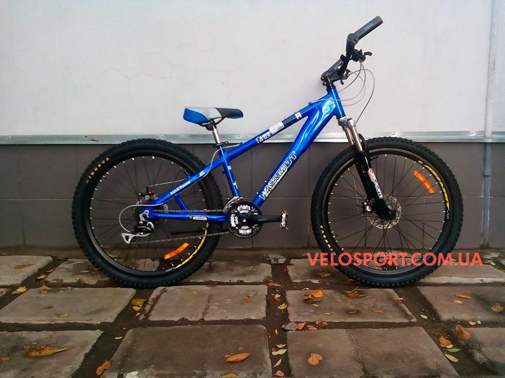 """Горный велосипед подростковый Azimut Jumper B+ 24"""""""