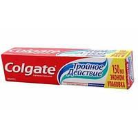 Зубна паста 50 мл Colgate потрійна дія  (6920354806926)