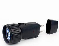 Ліхтарик №528 КОСМОС акум. 220 V заряд