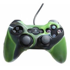 Армия зеленый силиконовый чехол защитный чехол для контроллера Xbox 360