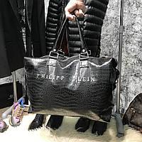 Женская сумка Philipp Plein On The Road Black