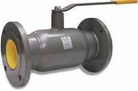 Кран шаровой полнопроходной LD для воды, пара, газа и нефтепродуктов