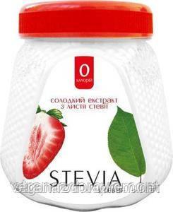 Стевия - растительный сахар из медовой травы - банка 150 г