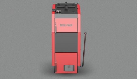 Котел твердотопливный Metal Fach Sokol SDG-16 (20 кВт 140-180м2)