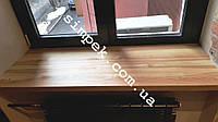 Деревянные подоконники и столешницы из сосны, ясеня, дуба под заказ