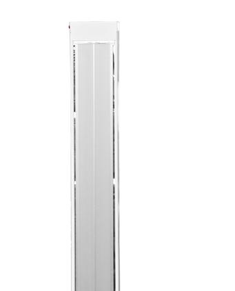 УКРОП Б750 С - инфракрасный обогреватель стальной потолочный длинноволновой энергоэффективный