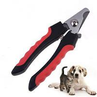 Щипцы-когтерезы кусачки для стрижки когтей кошек и собак ножницы. Отличное качество. Доступно. Код: КГ3118