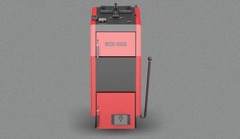 Котел твердотопливный Metal Fach Sokol SDG-25 (32 кВт 220-300м2)