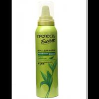 """Мусс для укладки волос """"Прелесть Био"""" с экстрактом зеленого чая УФ 160 см3"""