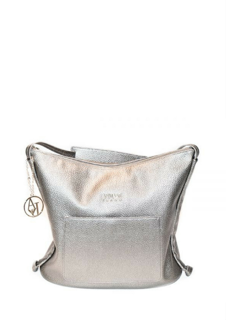 8ce434560279 Женская сумка Armani Jeans 18922285 steel, цена 6 950 грн., купить в ...