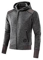 Мужская спортивная кофта с капюшоном SKINS Signal Tech Fleece Hoodie размер XL