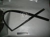 Уплотнитель стекла опускного ВАЗ 2109 передний правый (Производство БРТ) 2109-6103292Р, ABHZX