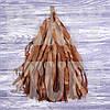 Гирлянды тассел ореховый, 35 см, 5 шт
