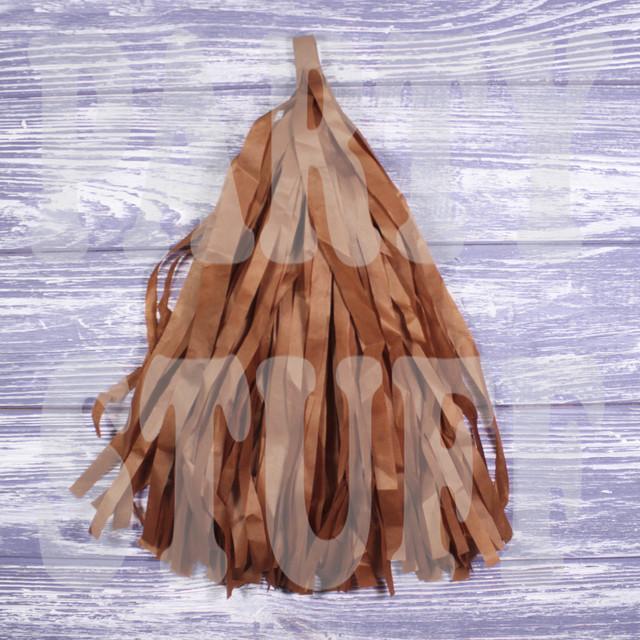 кисточки тассел ореховый