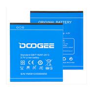 Аккумуляторная батарея (АКБ) для Doogee X5 /X5 Pro/X5S, 2400mAh
